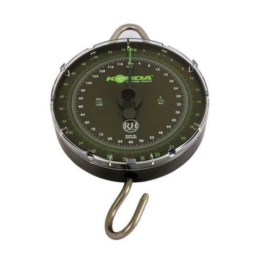 Korda NEW Reuben Reuben Reuben Heaton Carp Fishing Weighing Scales 60lb by 2oz fadf37