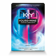 K-Y Yours & Mine Couples Lubricant - 2 x 1.5 oz