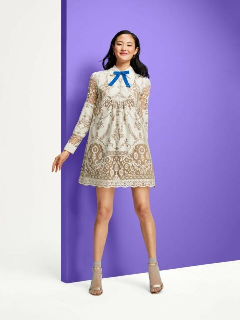 Anna Sui For Target Lace Long Sleeve