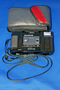 OLYMPUS-TRIP-AF-MD-35mm-film-point-amp-shoot-pocket-compact-camera-lomo-amp-Case