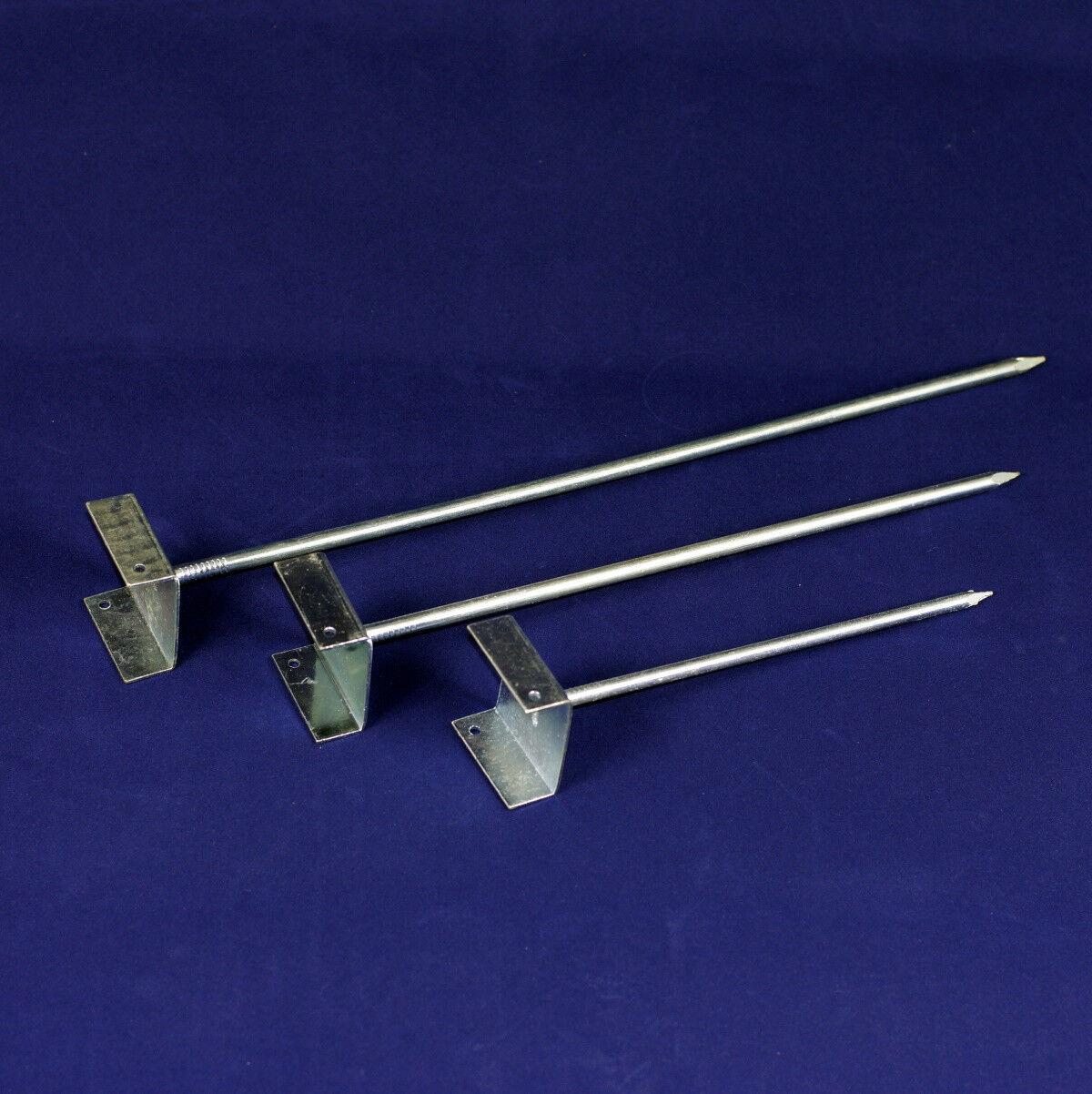 Firstnägel 210 310 410 mm verzinkt, Firstlattenhalter Firstlattennägel Gratnägel
