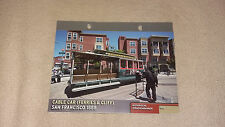 Datenblatt Cable Car (Ferries & Cliff) Historische Strassenbahn  Atlas
