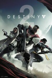 Destiny-2-Key-Art-POSTER-61x91cm-NEW