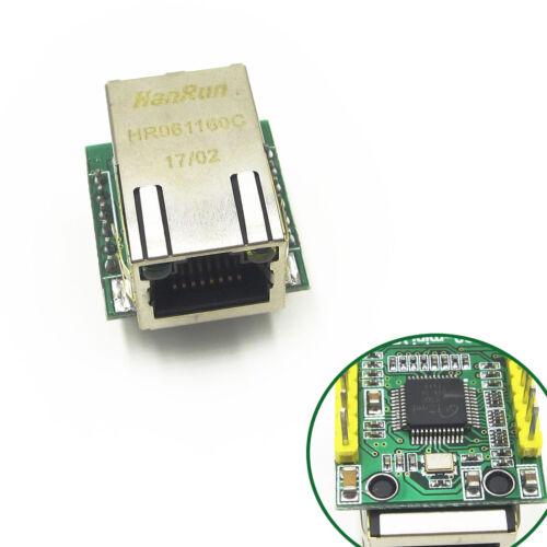 ENC28J60 USR-ES1 W5500 Chip SPI zu LAN// Ethernet Converter TCP//IP AIP
