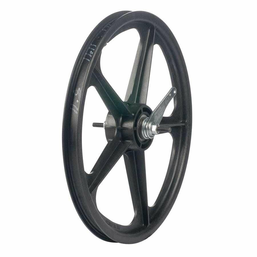 Skyway Tuff II rear wheel 20X1.75 38 nutted coaster Br 5 Spk Bk
