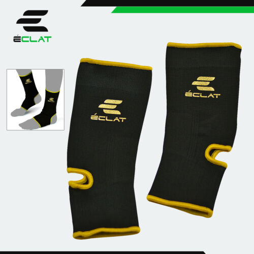 Ankle Foot Support MMA Boxing Brace Guard Pads Kick Gym Anklet