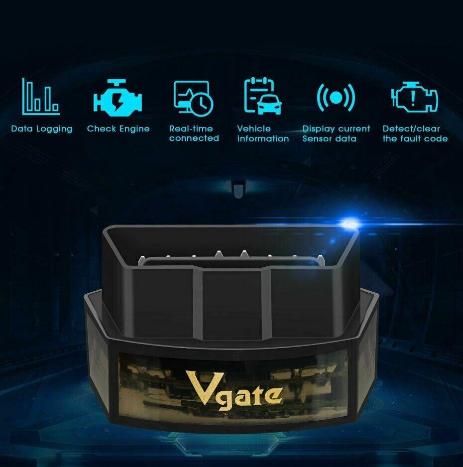Vgate Pro Bluetooth 4.0 BIMMERCODE BMW Coding