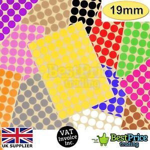 Dot Stickers Round Labels 6 Mm Auto Adhésif Collant étiquettes papier Spot Cercles