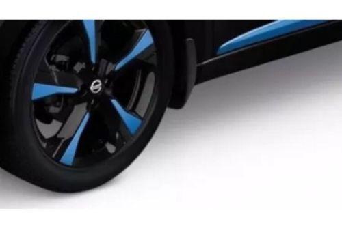 Original Nissan Micra 2017/> K14 Guardabarros Delantero y Trasero Set KE7885F501