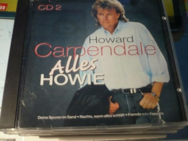 HOWARD CARPENDALE ---- ALLES HOWIE - VOLUME 2 / CD
