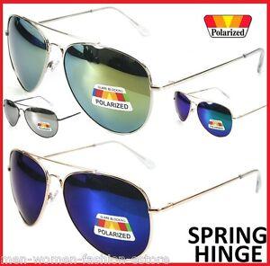 Men's-Womens-Polarized-Sunglasses-Driving-Aviator-Outdoor-sports-Eyewear-Glasses