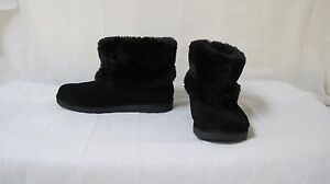 e63492901a1f NEW! Women s Canyon River Blues Strap Faux Fur Fashion Boot 22007 ...