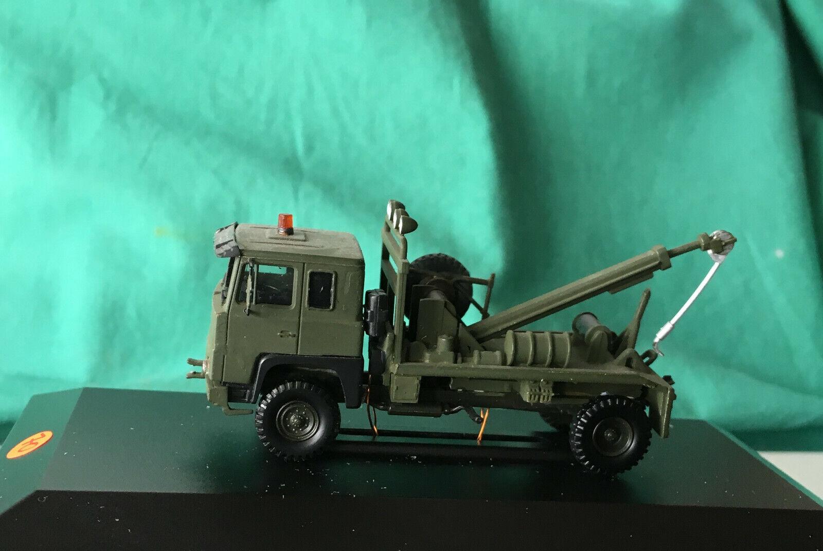 M1 87 Umbau SCANIA 111 SBAT 4x4 ,Abschlepper,Bergefahrzeug, ohne OVP
