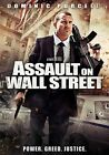 Assault on Wall Street 0625828620003 With Dominic Purcell DVD Region 1