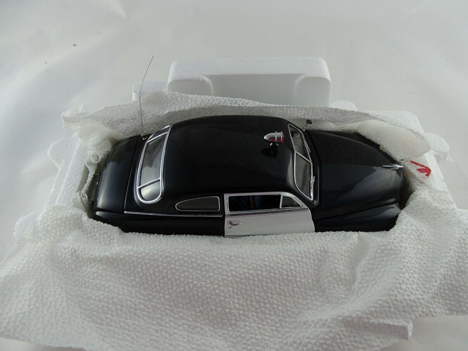 mejor vendido 1 1 1 24 Danbury Mint 1949 Mercury Police Cruiser  100% precio garantizado