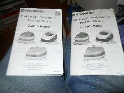 Manual pool vacuum instructions by matt cicciarella, president of.