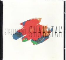 Shakatak Street level (#zyx20243) [CD]