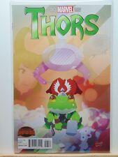 Thors #3 Variant Edition Secret Wars Marvel Comics CB3200