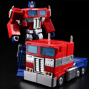 "11/"" Transformers G1 Masterpiece Autobots MP10 Optimus Prime Figure Action In Box"