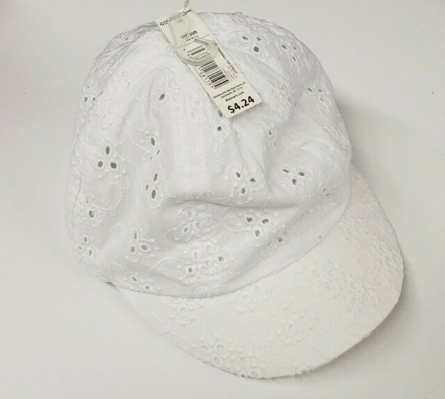 Cute Eyelet Hat
