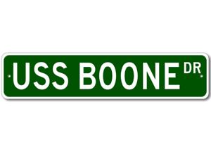 USS-BOONE-FFG-28-Ship-Navy-Sailor-Metal-Street-Sign-Aluminum