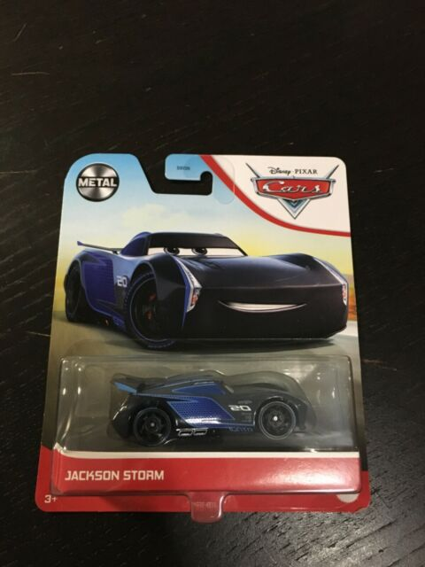 VOITURE DISNEY PIXAR CARS Jackson storm  2021 Série