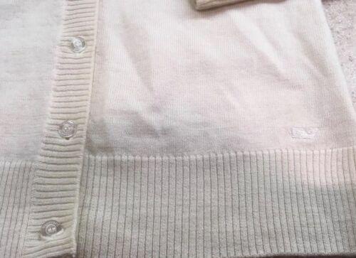 Xs Vneyard merino Avorio Button Vines Nwot lana Cardigan di Maglione Ladies 7PqUw7aR