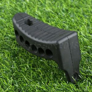 1pk-Outdoor-Hunting-Butt-Pad-Rifle-Shots-Recoil-Non-Slip-Rubber-Buttpad-Black