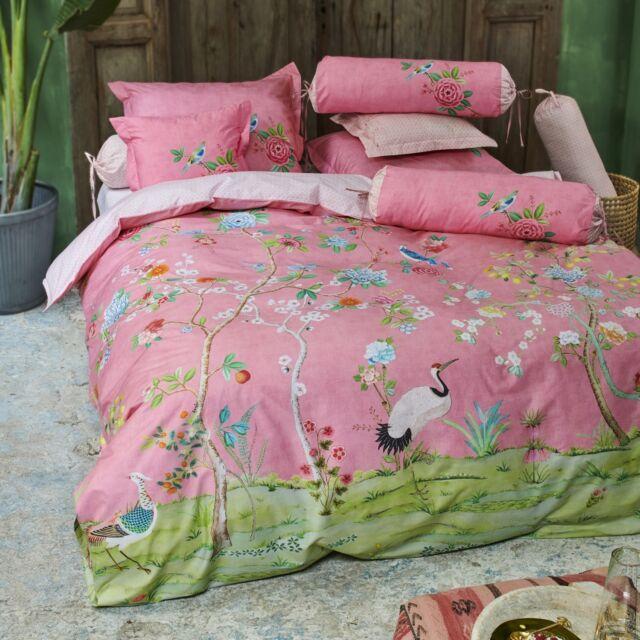 Pip Studio Bettwäsche Good Morning Pink 155 X 220 Günstig Kaufen
