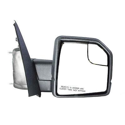NEW GENUINE FORD 2015-2018 F150 Power Adjustable DRIVER Mirror Assy FL3Z17683BB