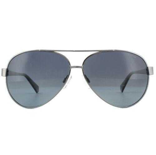environ 2.72 kg Lunettes de soleil Carrera Carrerino 4061//S 6 lb WJ Black Grey Gradient Polarized