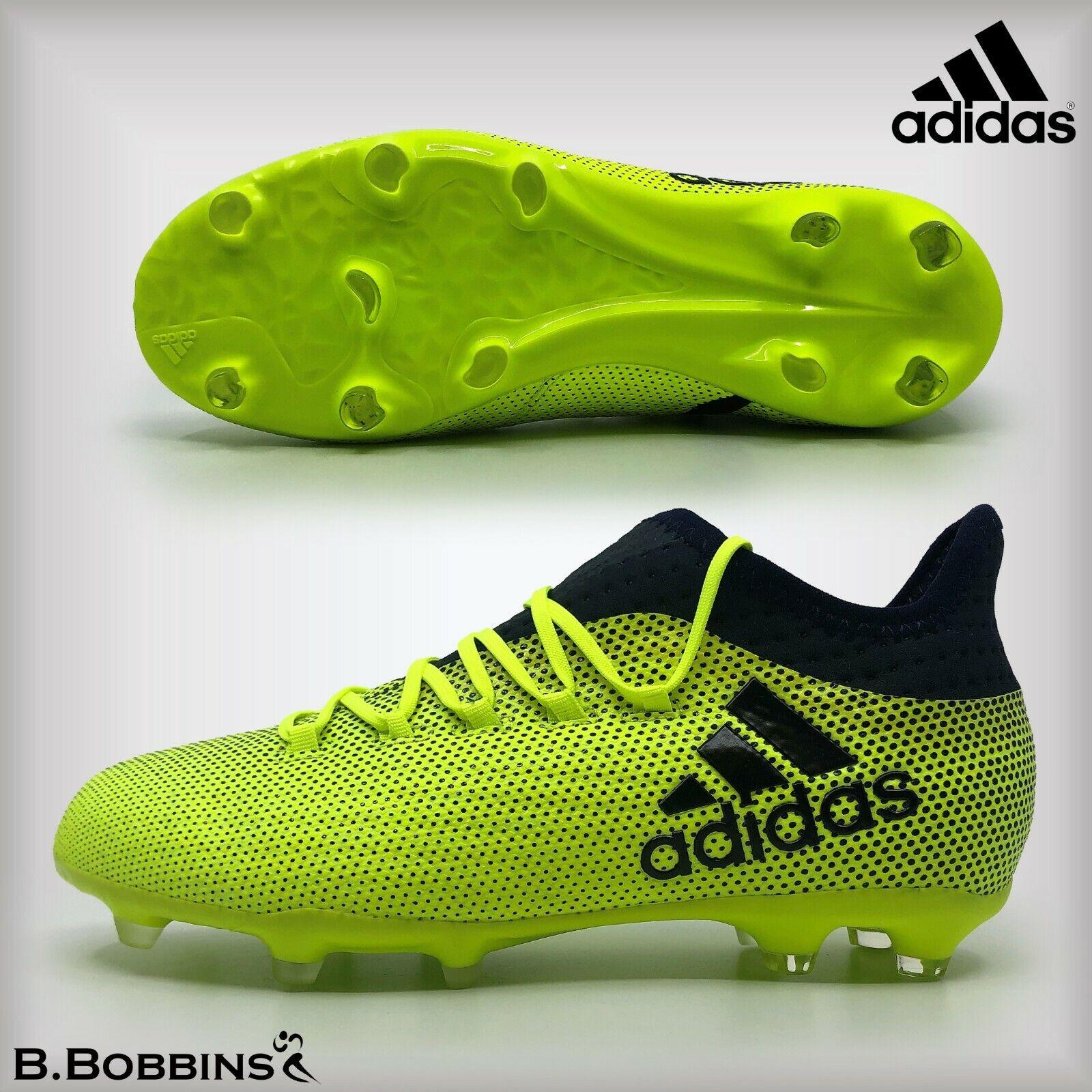 X 15.3 Fg/ag J Leath Football BOOTS