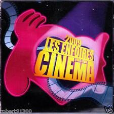 CD audio../...LES ENFOIRES FONT LEUR CINEMA......2009.../...2 CD...........