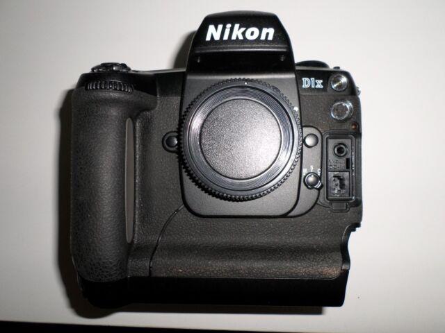 nikon d d1x 5 3mp digital slr camera black body only ebay rh ebay com nikon d1 user manual nikon d1x instruction manual