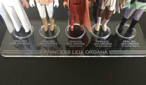 stand only 1 x Synergy Stands Vintage Star Wars Princess Leia Stand