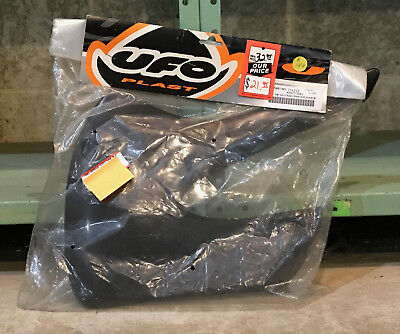 UFO KA03713026 Replacement Plastic for Kawasaki RAD CVR KX80 98-00 Green