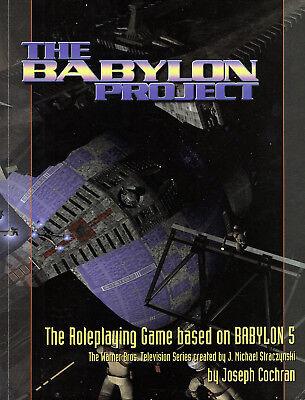 """""""il Progetto Babilonia"""" Joseph Cochran 1997 1st Ed. Copertina Morbida-mostra Il Titolo Originale Adottare La Tecnologia Avanzata"""