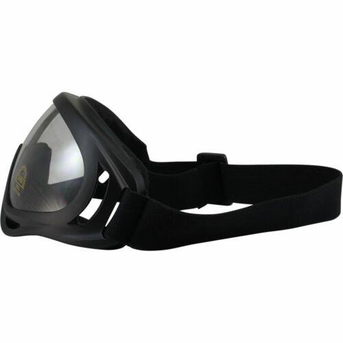 Birdz Moscas Motocicleta Dirt Bike Óculos Proteção Uv Antifog Atv Off Road