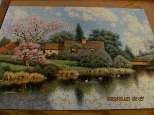 April House Vintage Duckling Puzzle