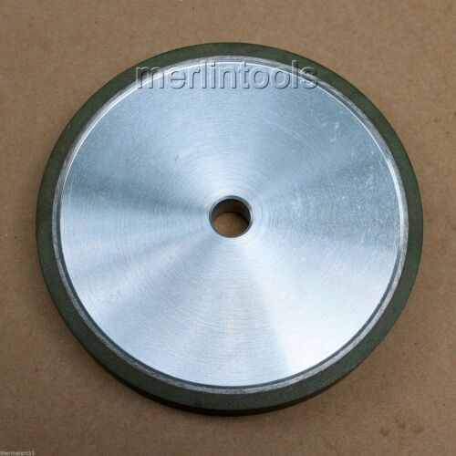 125 x 16mm Diamond Resin Straight Grinding Wheel 800G