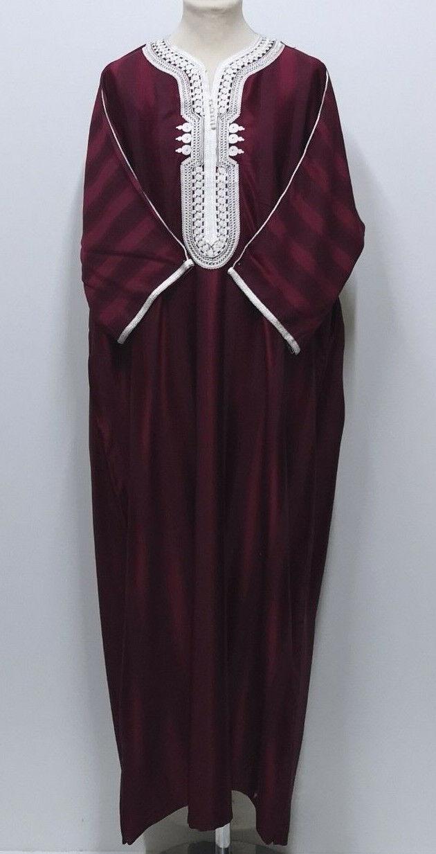 sizes 56&58 Auténtico Hombre Marroquí Thobe
