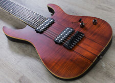 Schecter Banshee Elite-8 8-String Swamp Ash Electric Guitar Cats Eye Pearl CEP