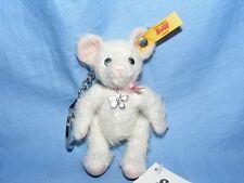 Steiff Keyring Tiny Mouse Jointed Bear Pendant New Gift Present Handbag Charm