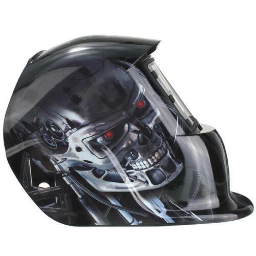 NEW Welding Helmet Auto Darkening Solar Welder Mask ARC TIG MIG Grinding Welding