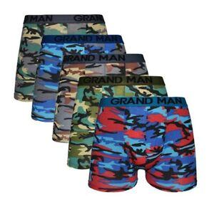 XXL 2XL Mehrfarbig Boxershorts Tarnmuster 2er Pack  Gr