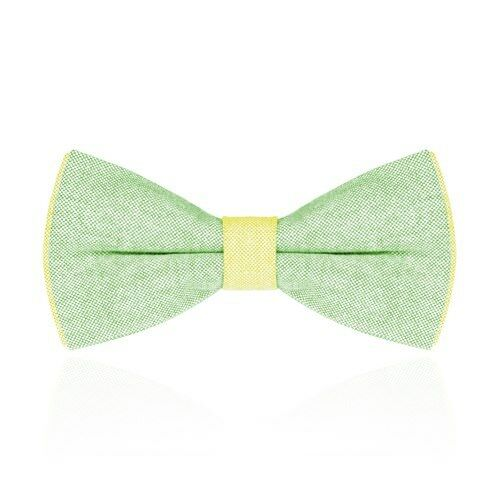 Fliege Herren Hochzeit Konfirmation Anzug Smoking Schleife Schlips zweifarbig