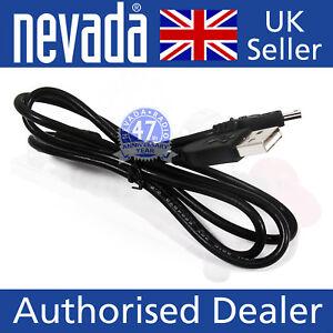 MetroVna-Mini-USB-lead-USB-to-Mini-USB-charging-lead-NEW