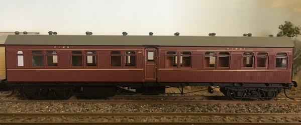 Casula Hobbies: BR 1365 Indian rosso Single Car