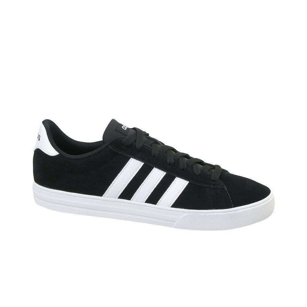 20 DB0273 Negro halfzapatos Adidas Daily