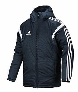 c7426dbfd Details about Adidas Men CONDI 14 Stadium Jacket AUTHENTIC Football Soccer  Sports GYM G77406